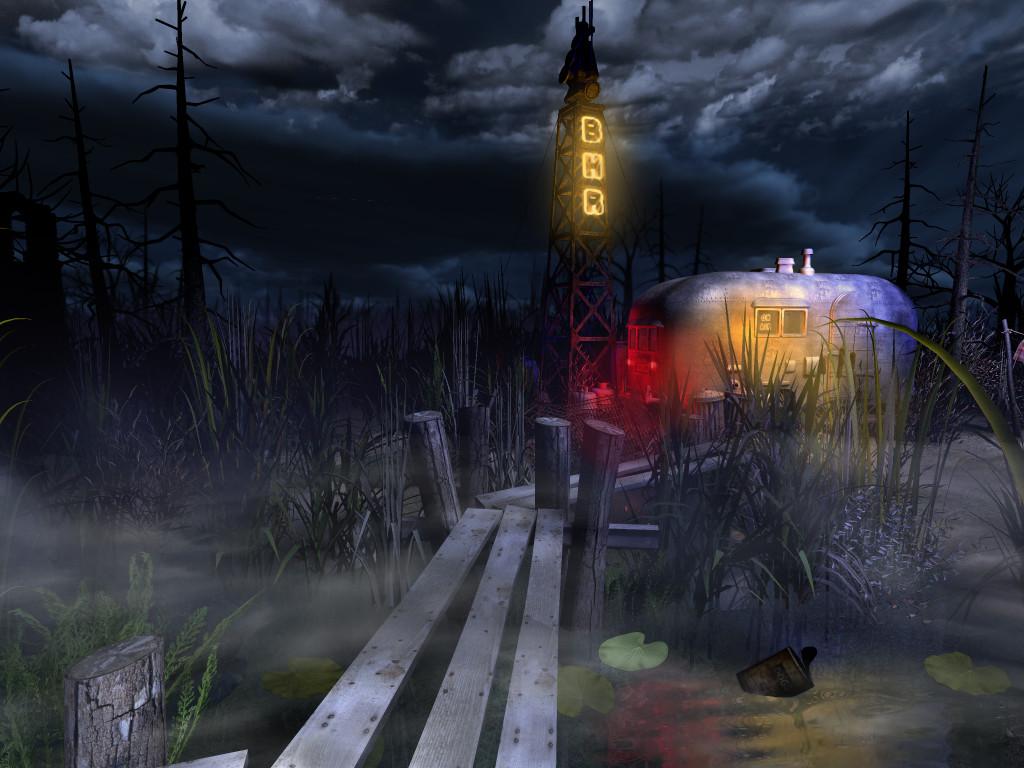 Barrow Hill: The Dark Path screenshot