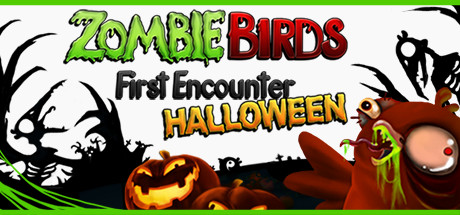Zombie Birds First Encounter Halloween