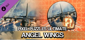 Pixel Puzzles Ultimate - Puzzle Pack: Angel Wings