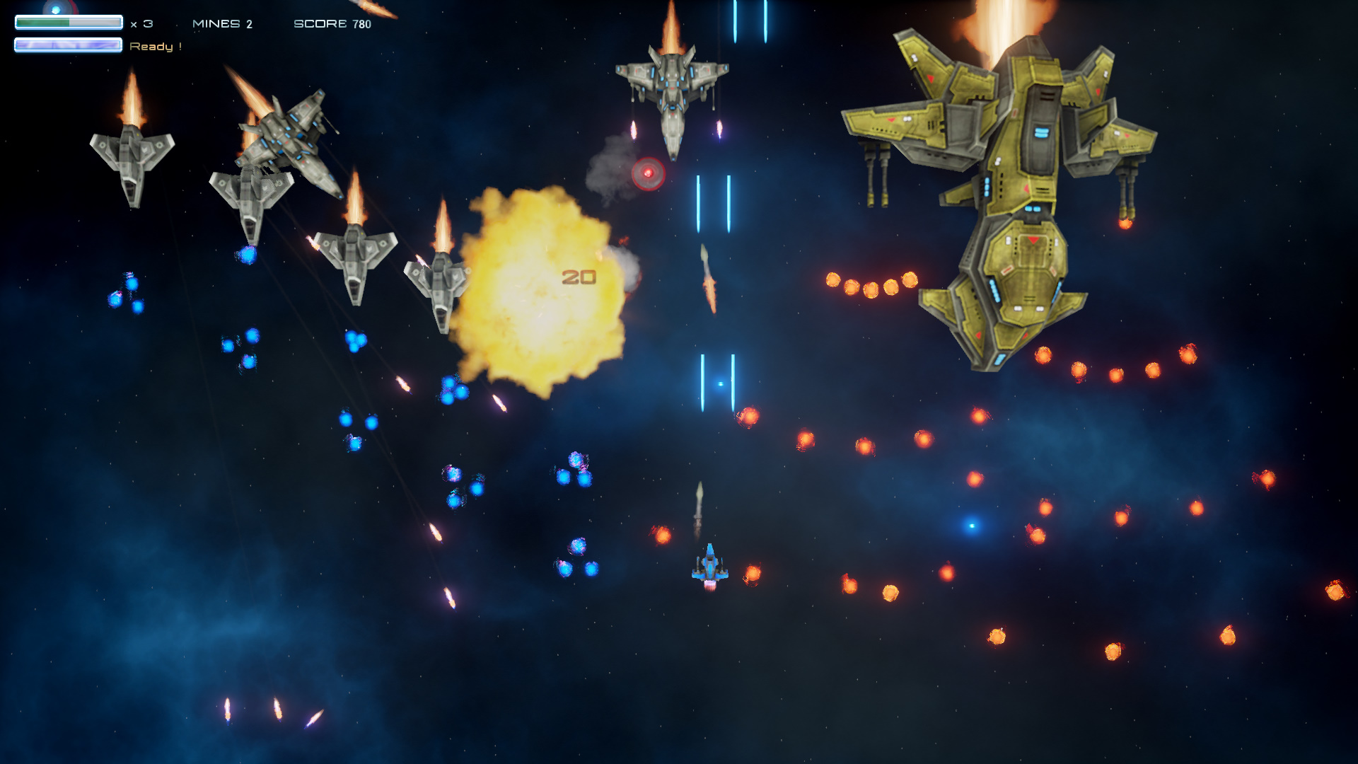 Galactic Storm Screenshot 3
