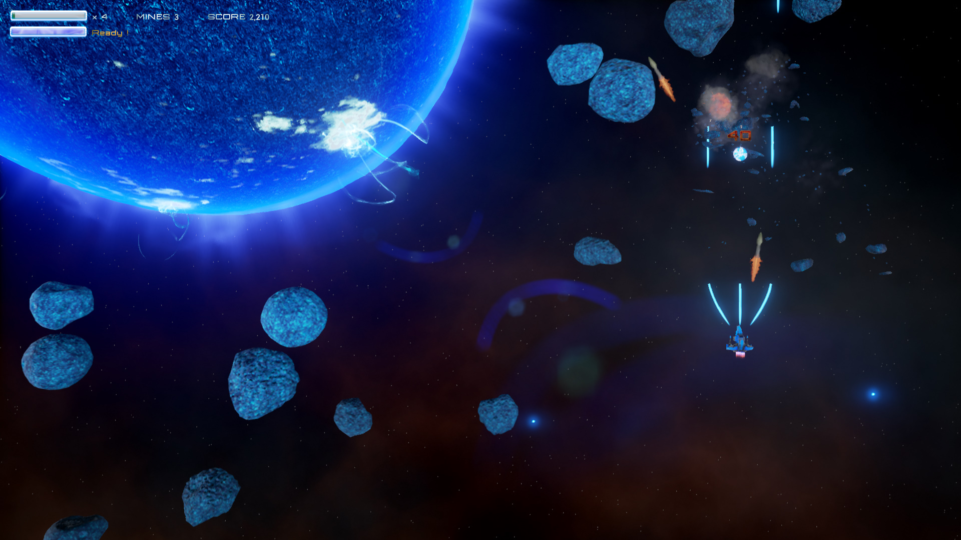 Galactic Storm Screenshot 2