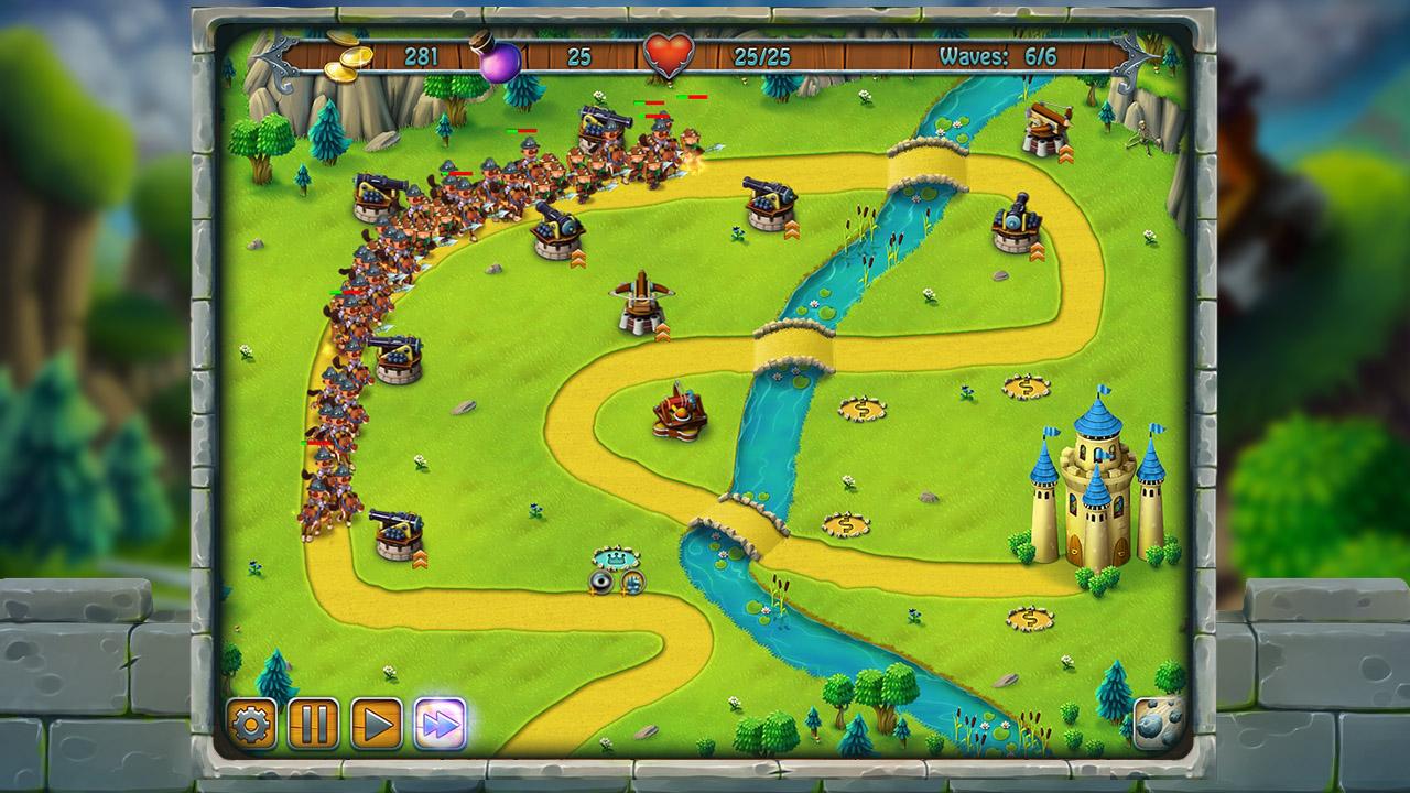 Medieval Defenders screenshot