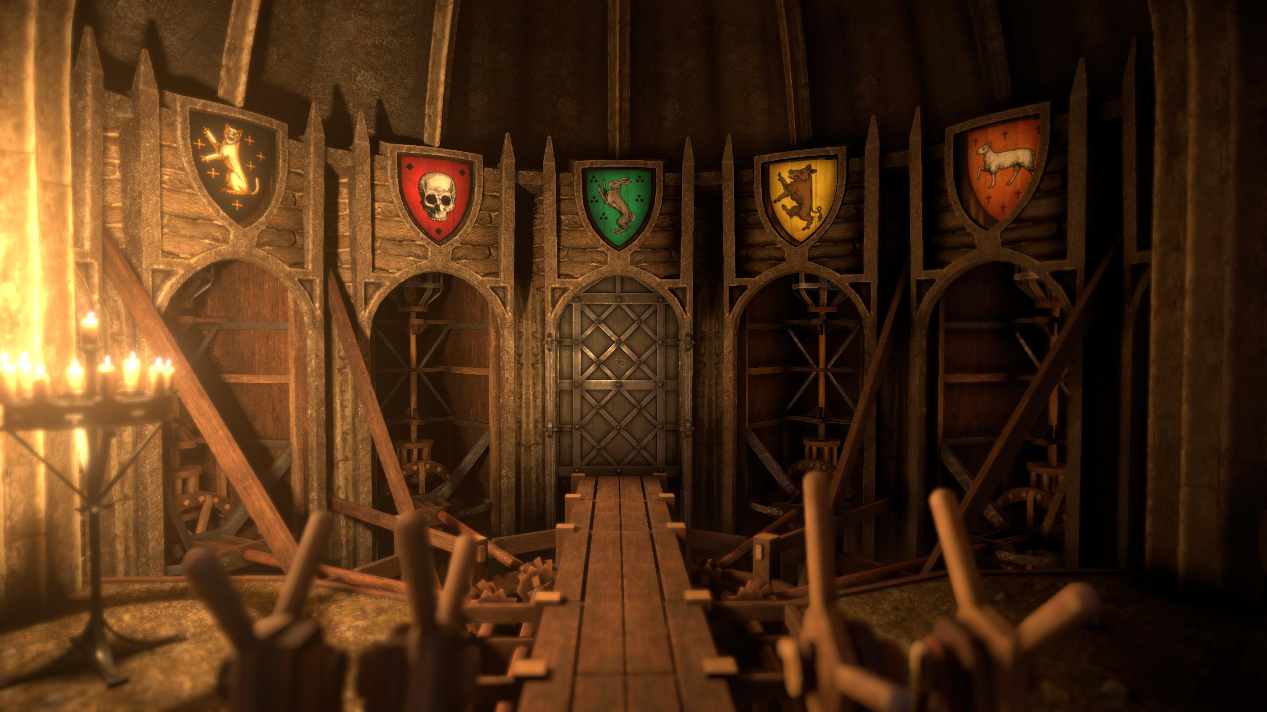 The House of Da Vinci screenshot