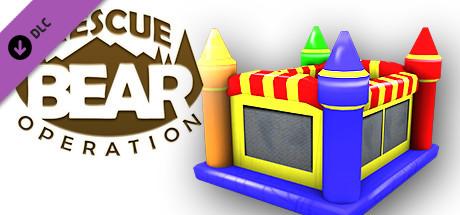 Rescue Bear Operation - Bouncy Castle