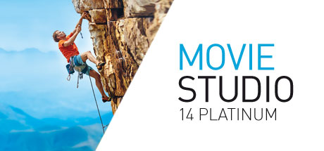 VEGAS Movie Studio 14 Platinum Steam Edition