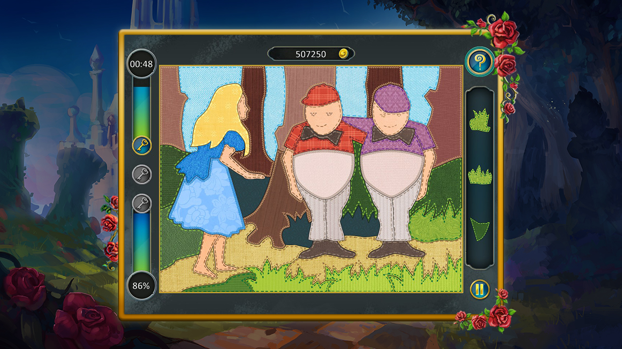 Alice's Patchworks 2 screenshot