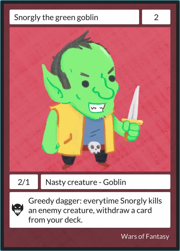 Card Creator screenshot