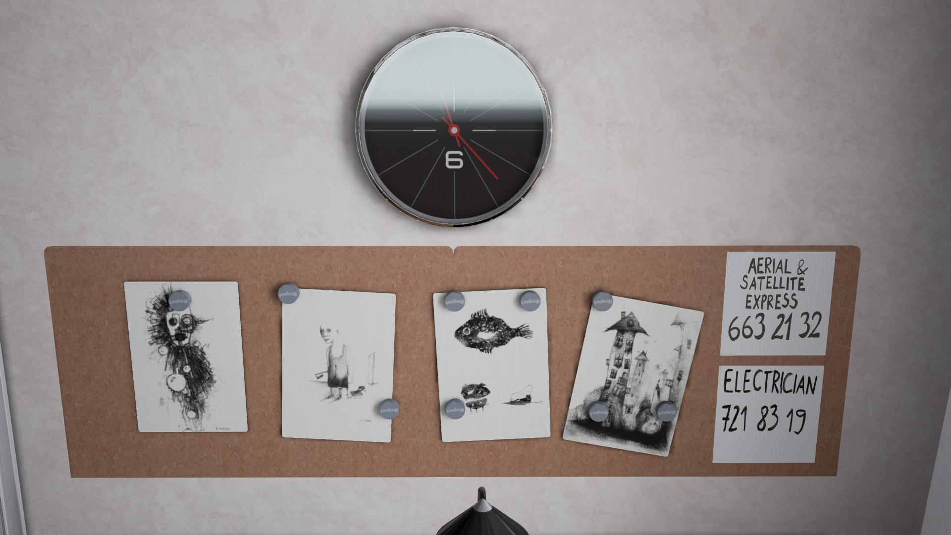 The Works of Mercy screenshot