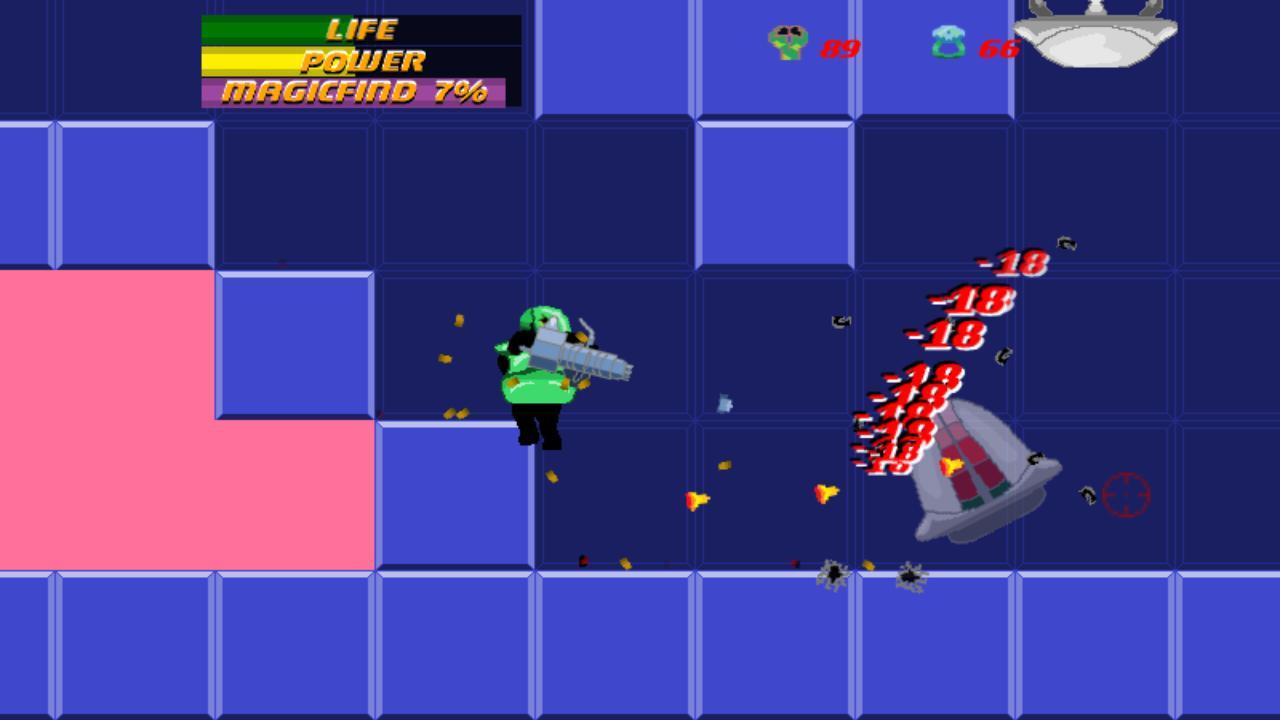 Loot or Die screenshot