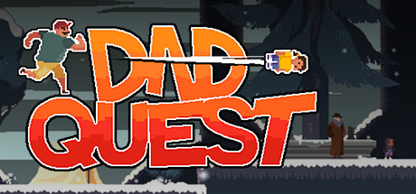 Dad Quest | Story Platformer Adventure