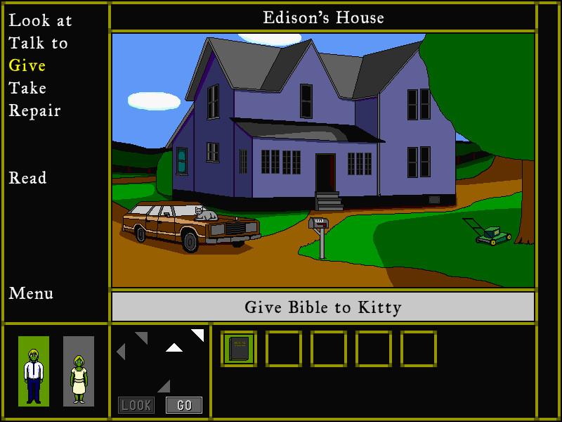 Farnham Fables Tape 1 Episode 2 screenshot