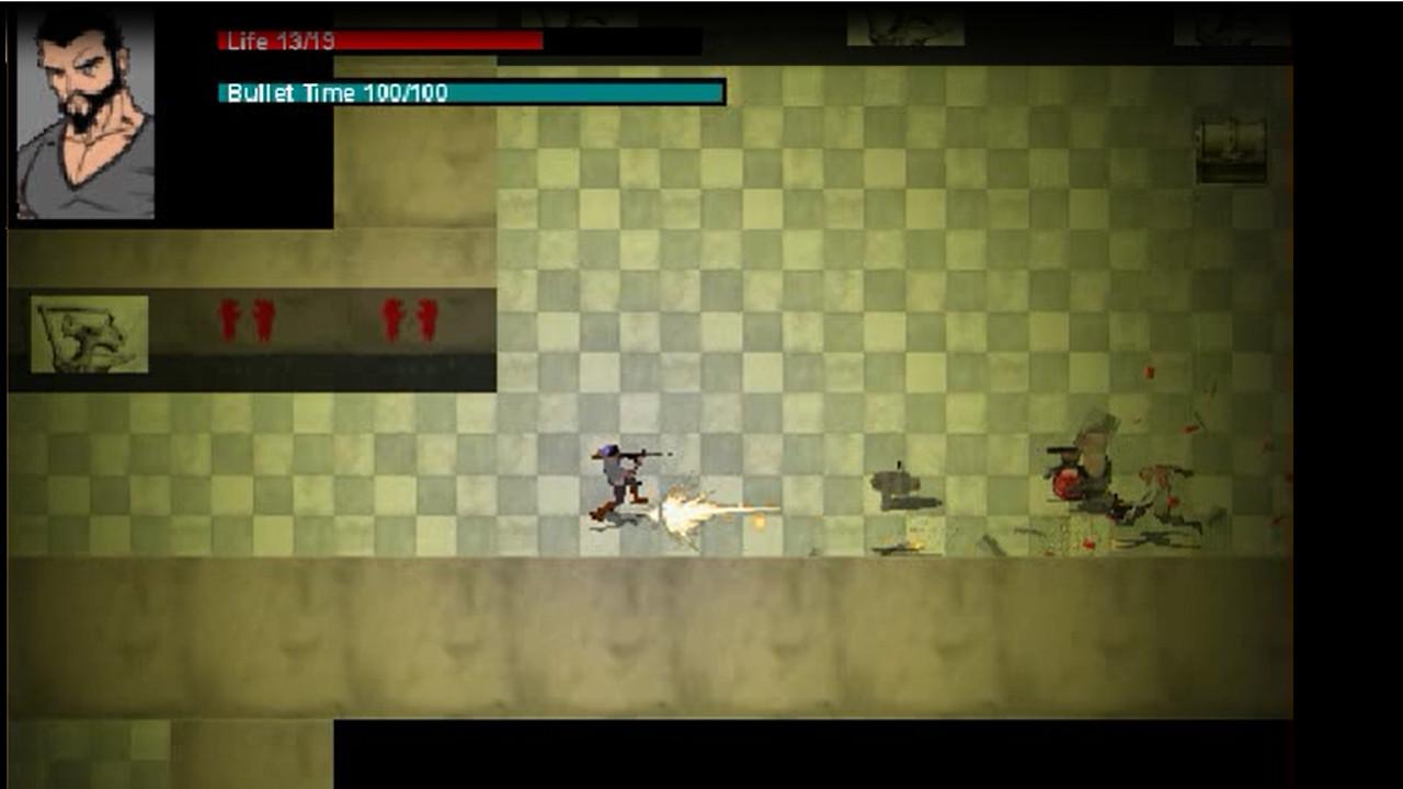 Escape From Nazi Labs screenshot