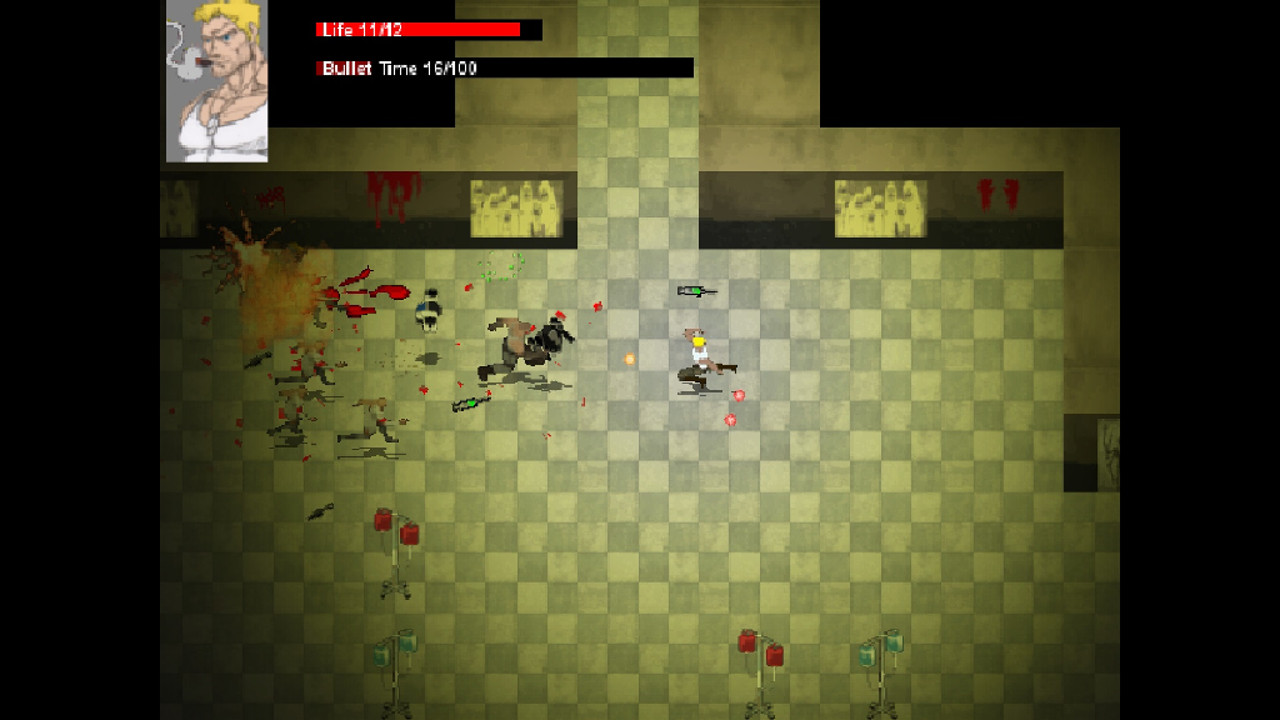 Escape From Nazi Labs screenshot