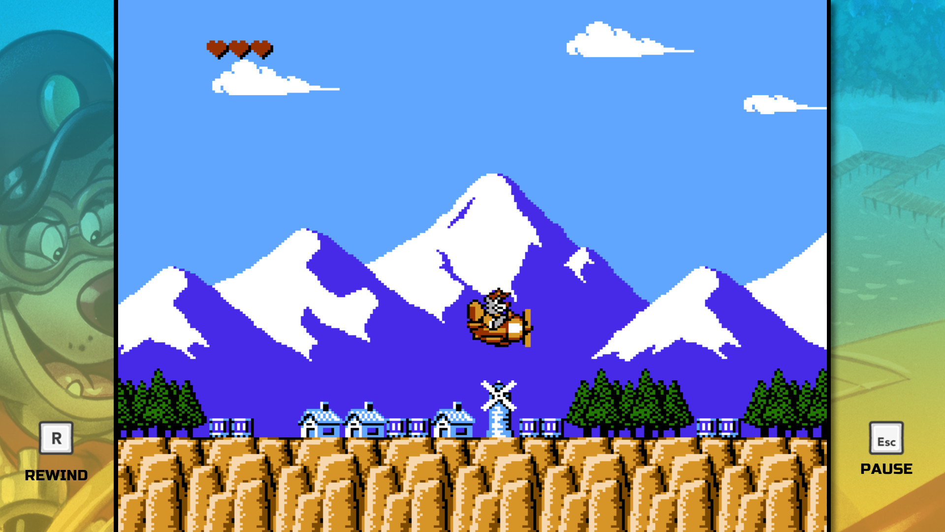 The Disney Afternoon Collection Screenshot 3