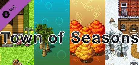 RPG Maker MV - Town of Seasons