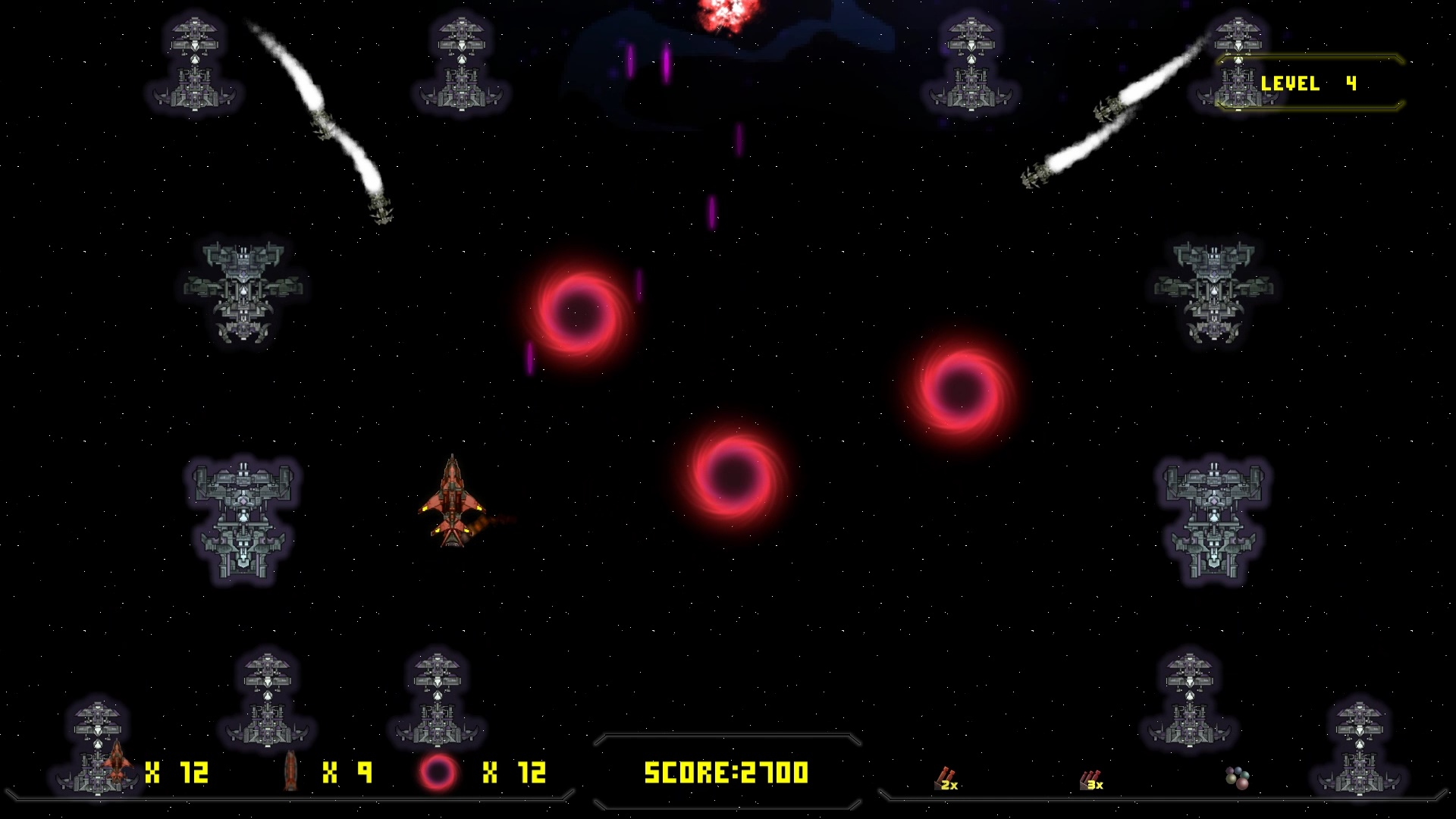 Starship Annihilator screenshot