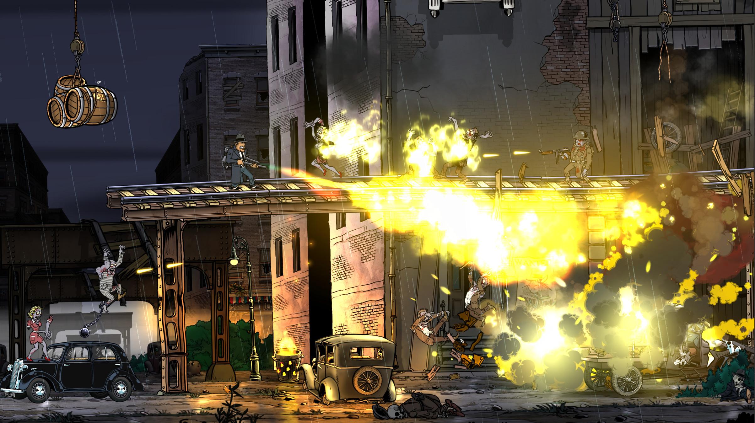 Guns, Gore and Cannoli 2 screenshot