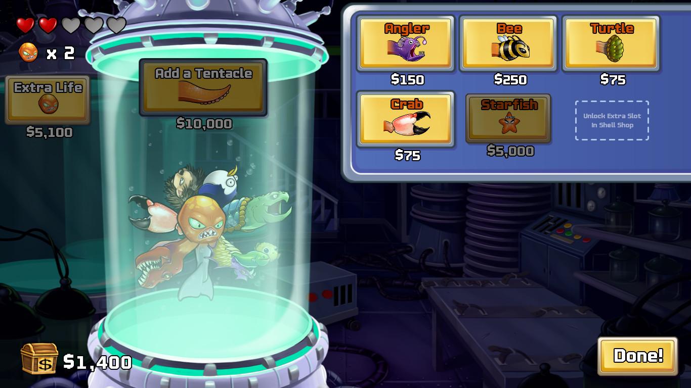 Octogeddon screenshot