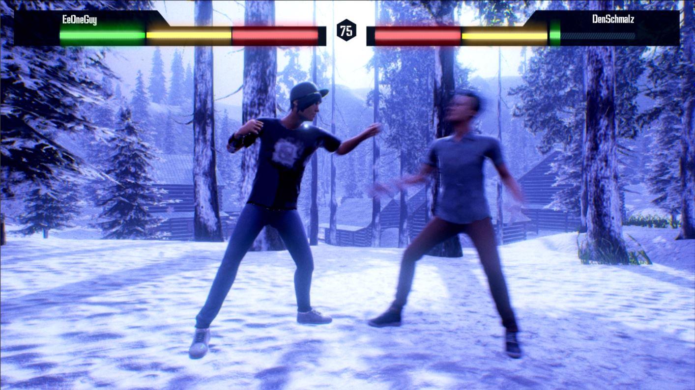 MY FIGHT screenshot