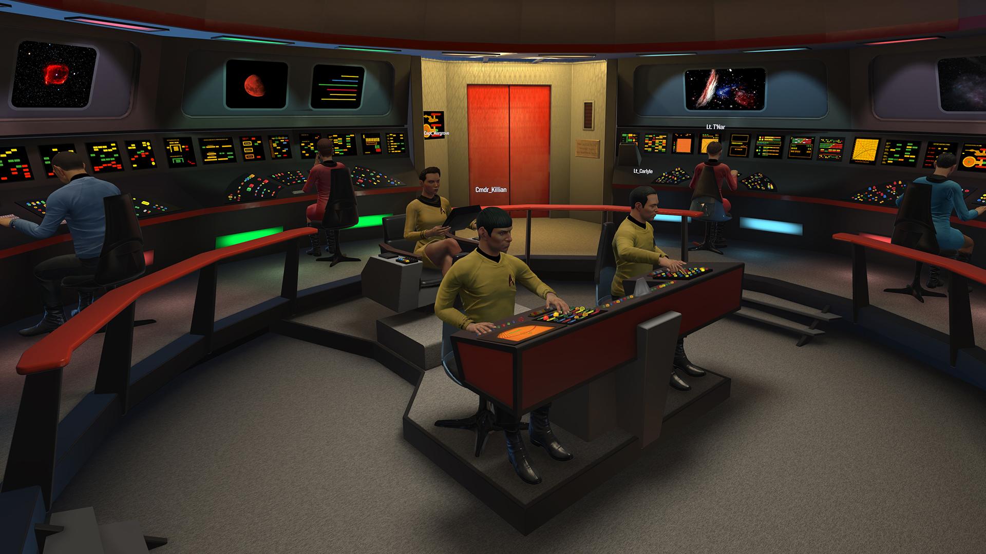 Star Trek: Bridge Crew screenshot