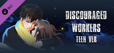 Discouraged Workers TEEN - Digital Books
