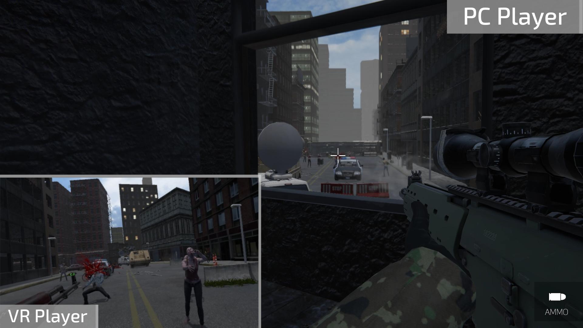 Containment Initiative screenshot