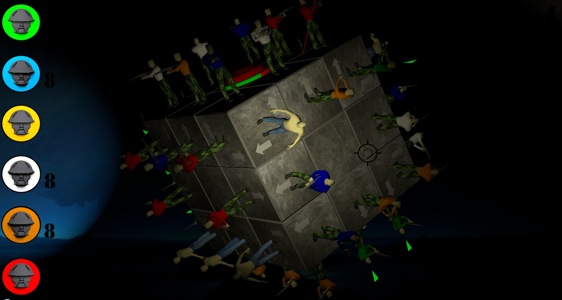 War Cube screenshot