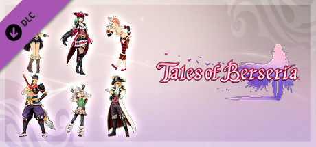 Tales of Berseria - Pirate Costumes Set