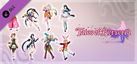 Tales of Berseria - Japanese, Fairy, and Menagerie Costumes Set