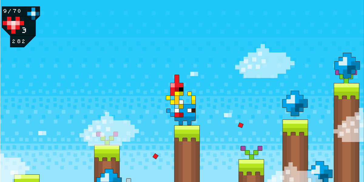Kabitis in Bibou's Game screenshot