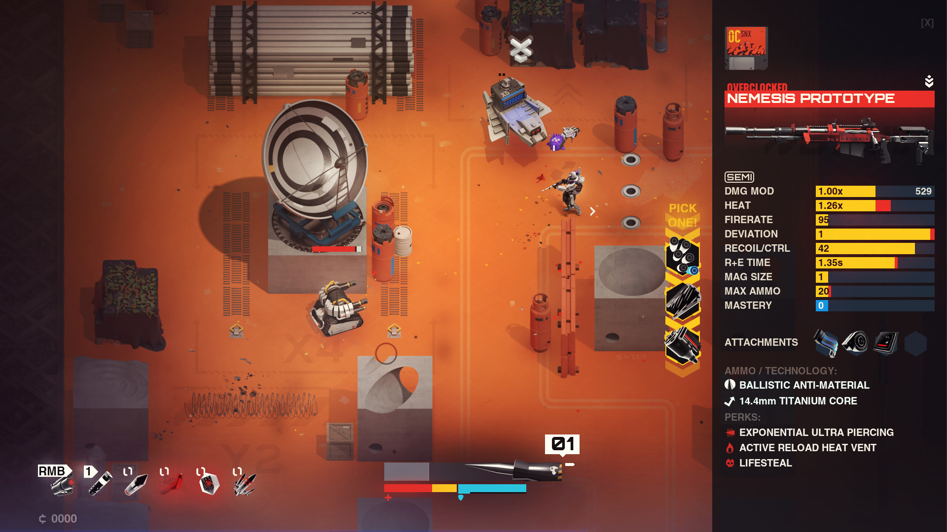 SYNTHETIK: Legion Rising screenshot