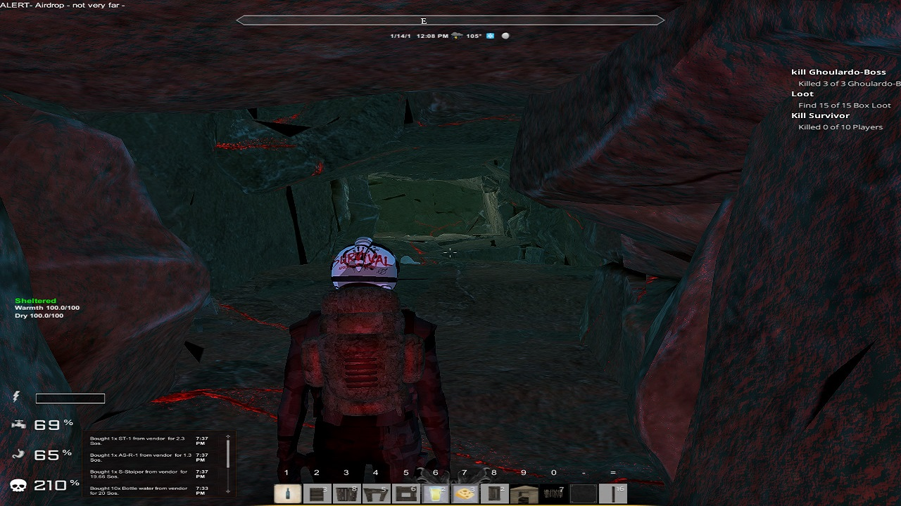 SOS Survival screenshot