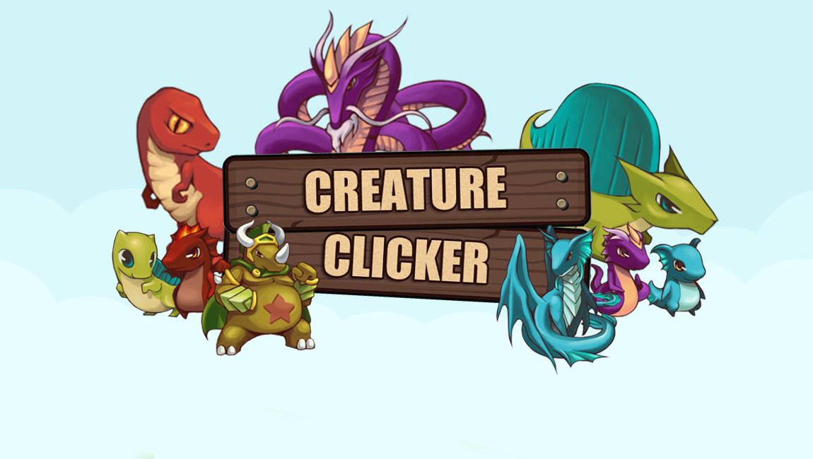 Creature Clicker - Capture, Train, Ascend! screenshot