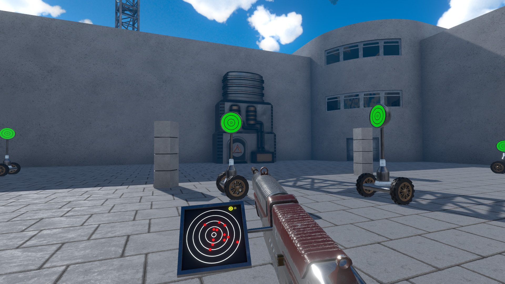 Robot Incursion screenshot