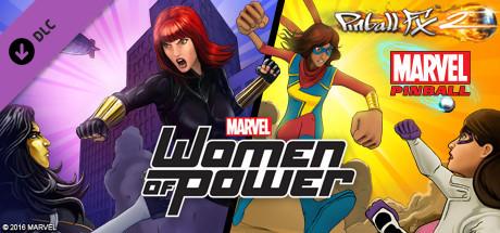 Pinball FX2 - Marvel's Women of Power