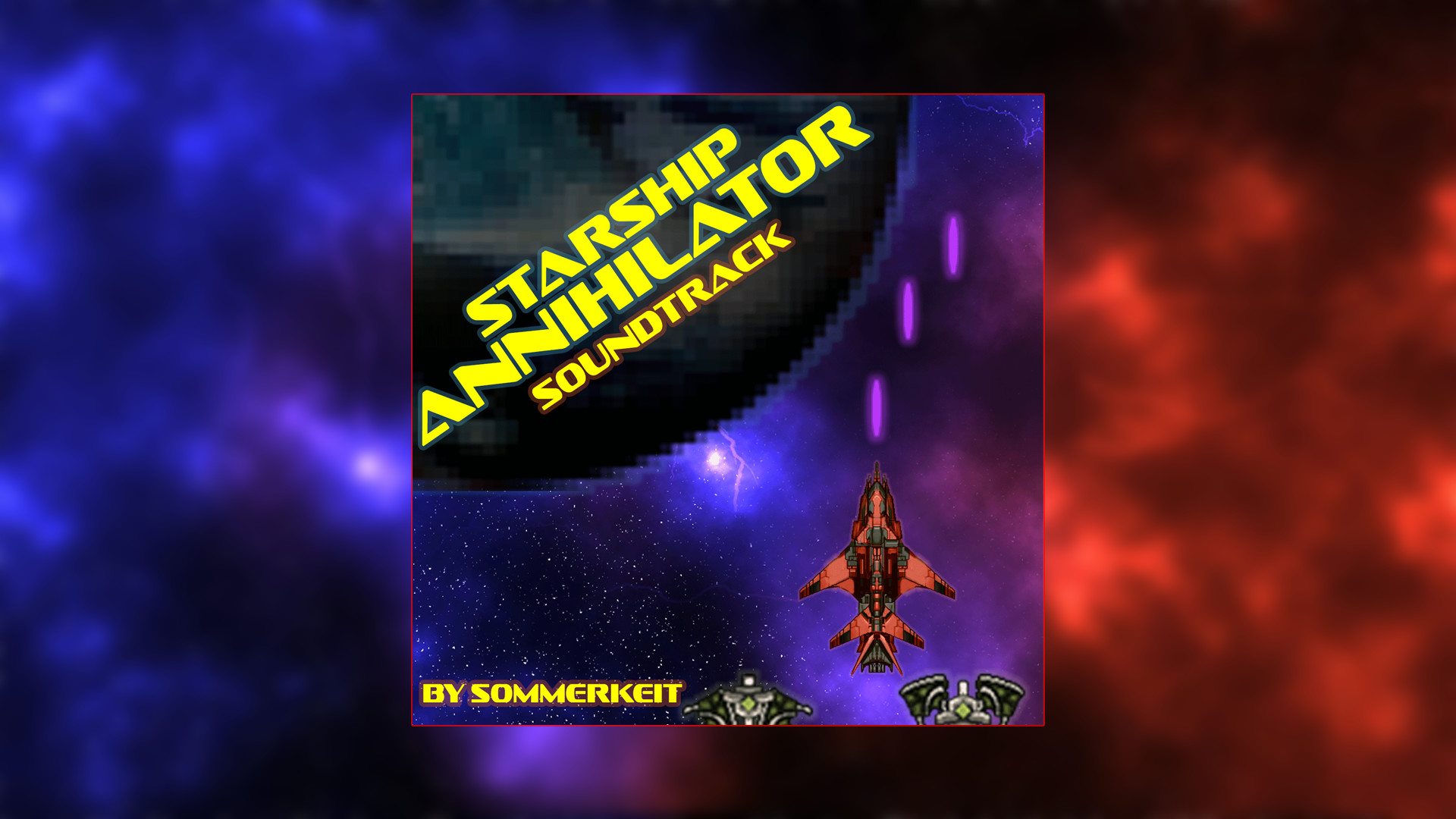 Starship Annihilator - Soundtrack screenshot