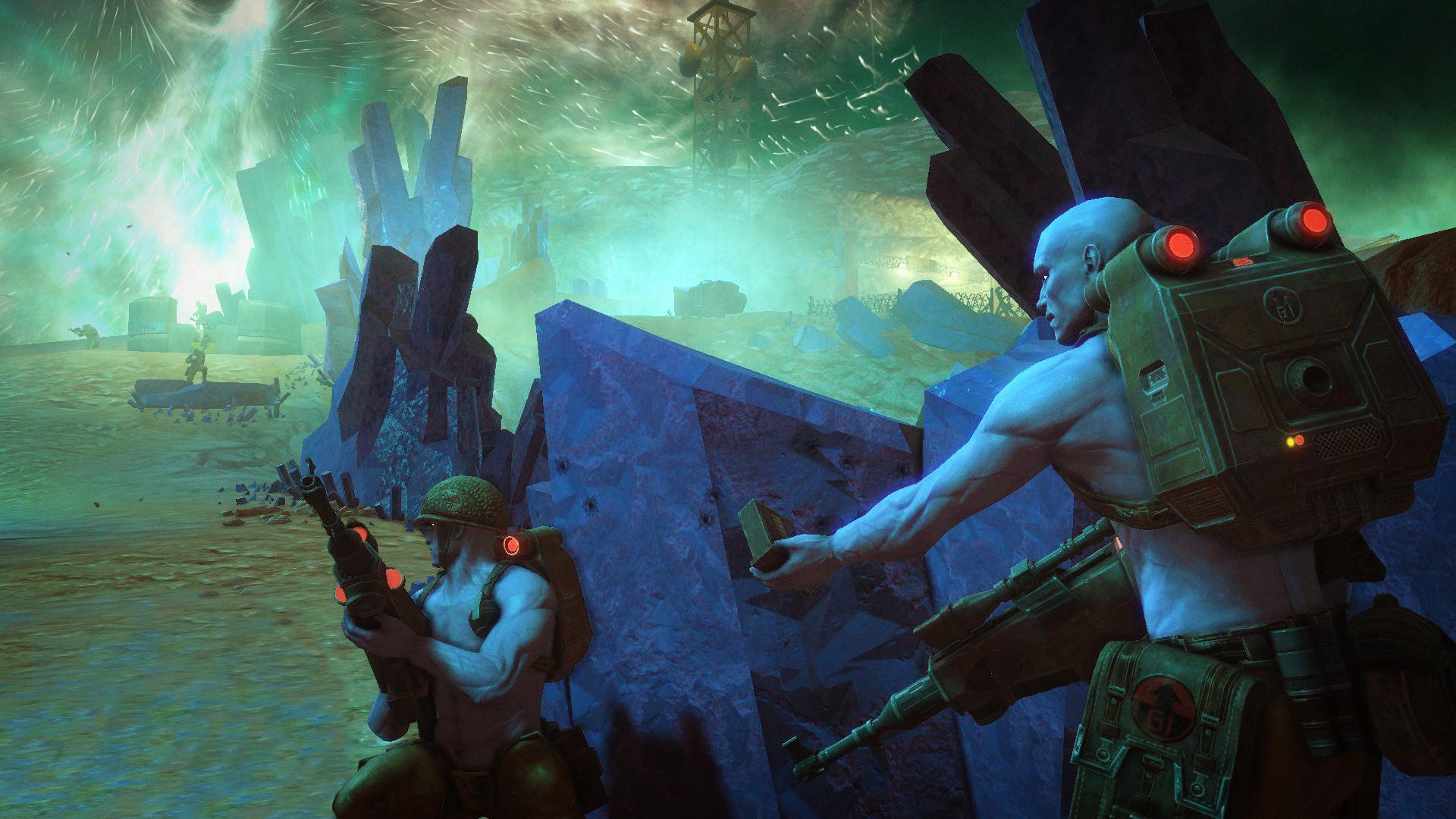 Rogue Trooper Redux screenshot