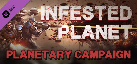 Infested Planet - Planetary Campaign