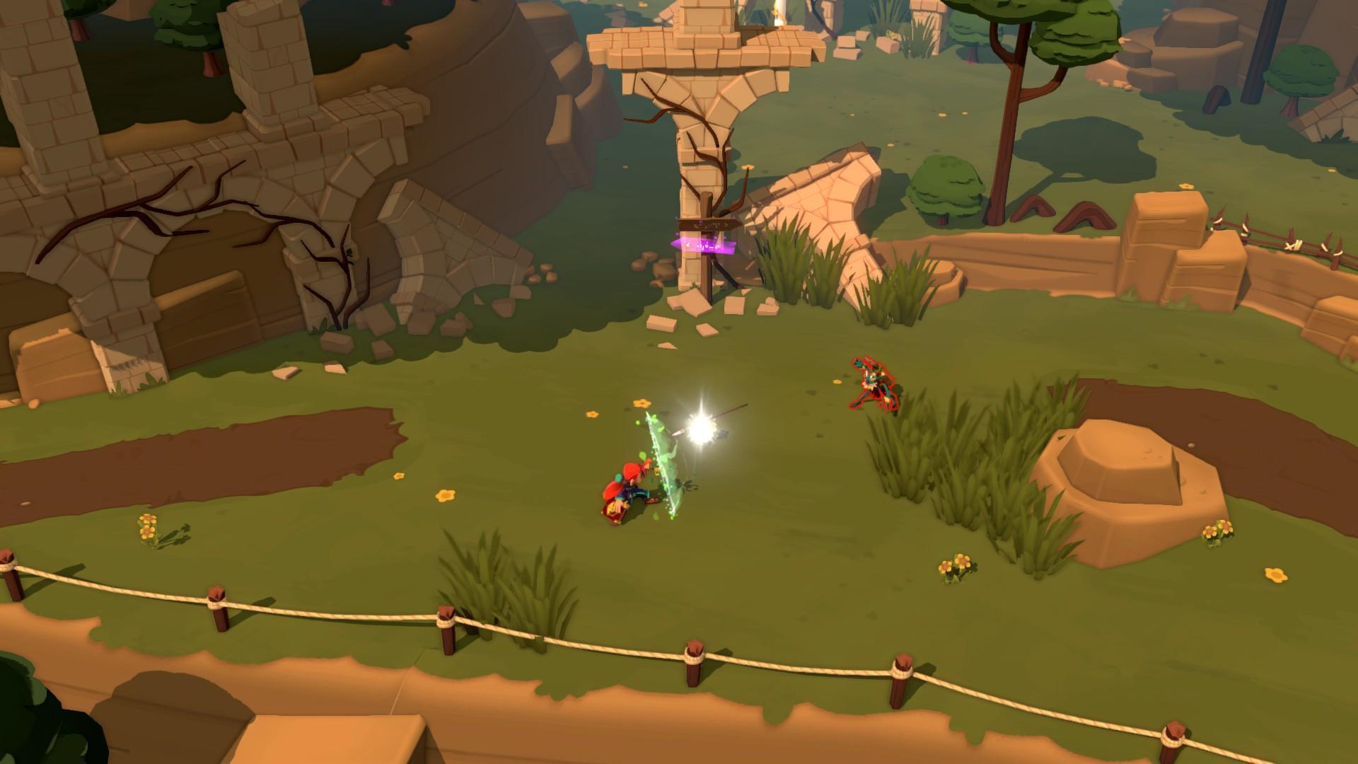 Mages of Mystralia Screenshot 3