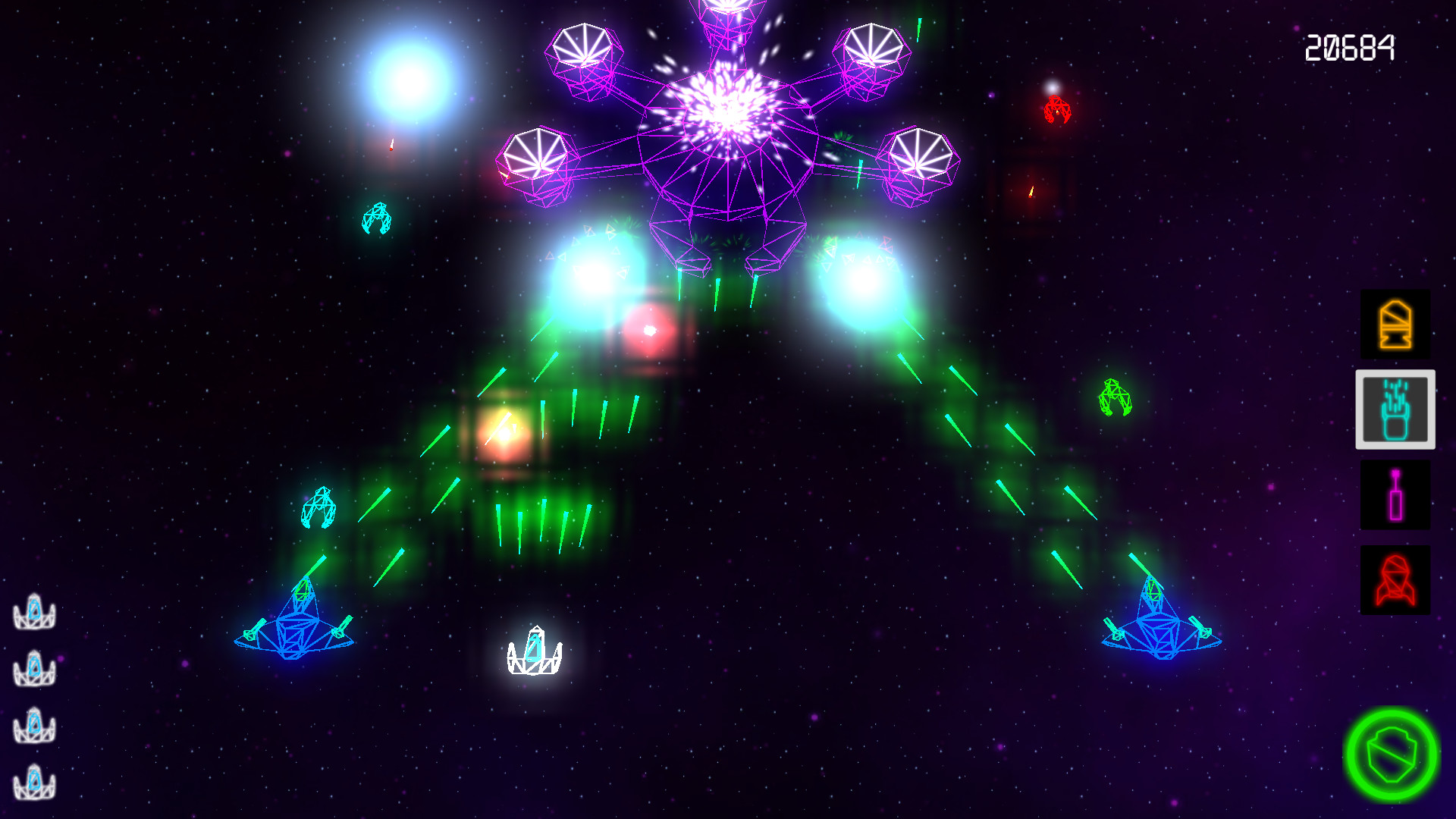 Polygon Attack screenshot
