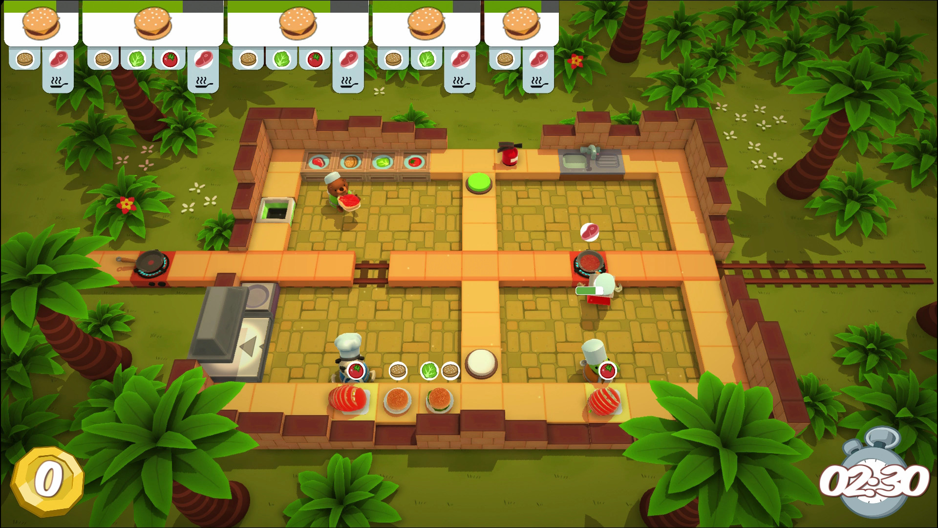 Overcooked - The Lost Morsel screenshot