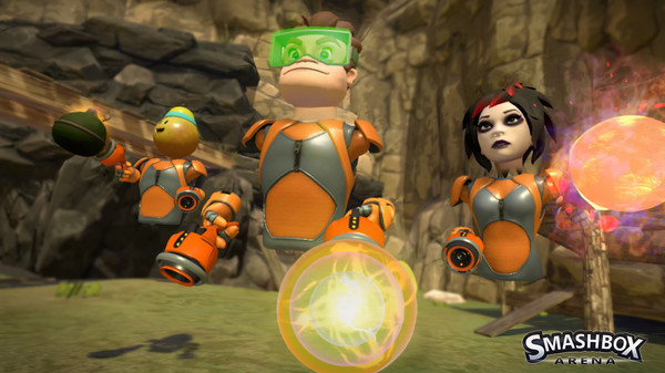 VRゲーム,Smashbox Arena,イメージ