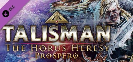 Talisman: The Horus Heresy - Prospero