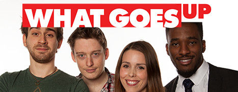Now Available On Steam – What Goes Up, 10% Off!