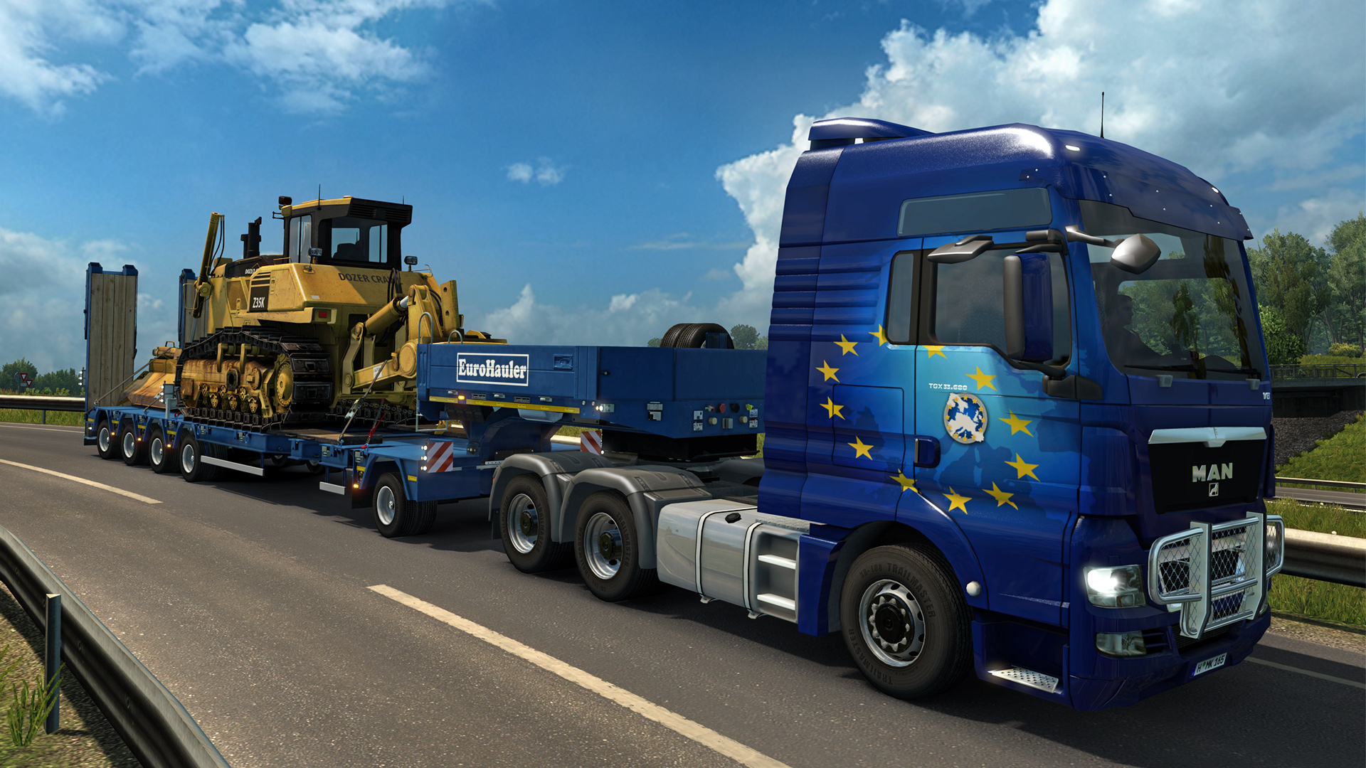 Euro Truck Simulator 2 - Heavy Cargo Pack screenshot