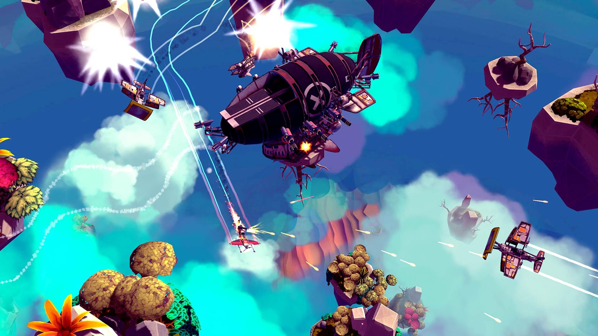 AIRHEART - Tales of broken Wings screenshot