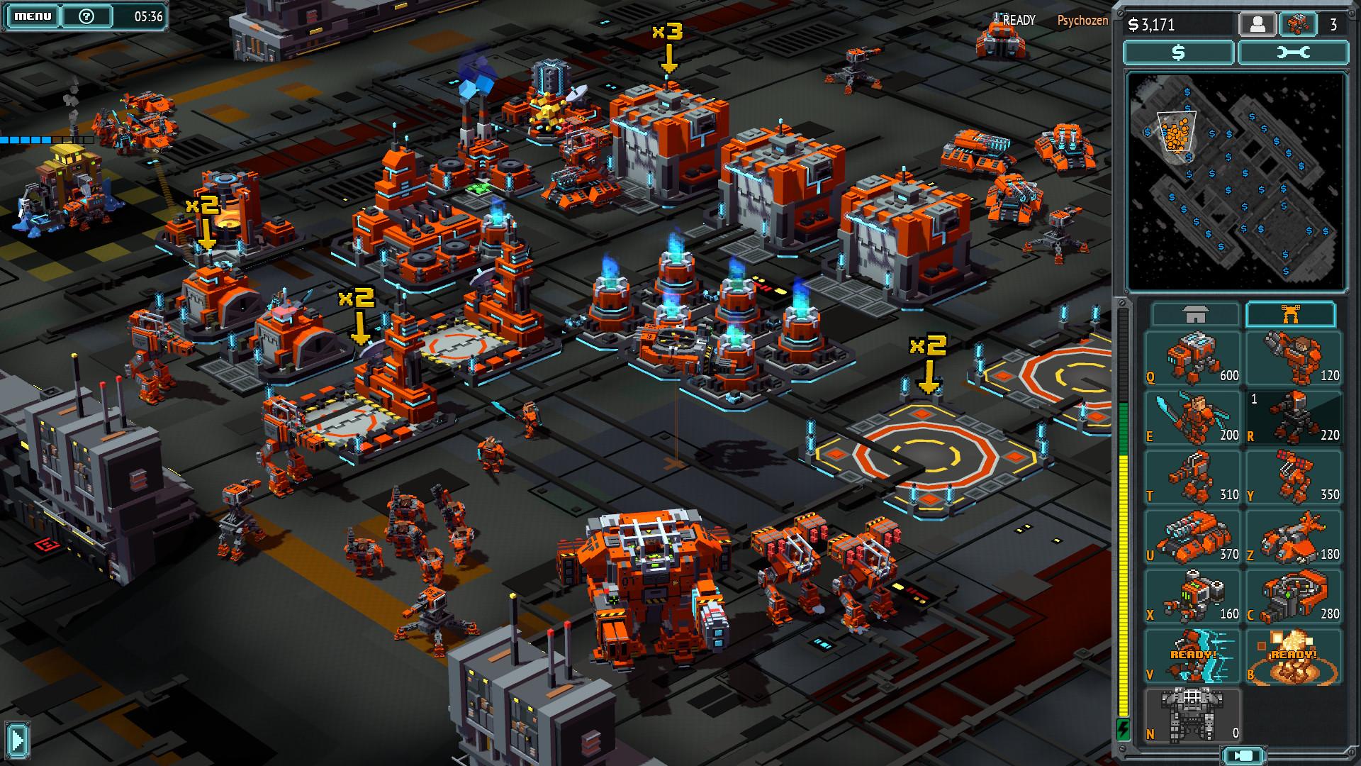 8-Bit Invaders! screenshot