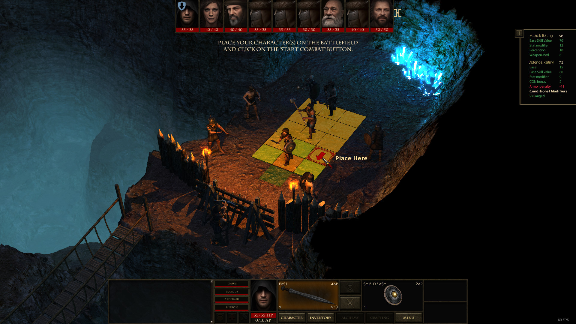 Dungeon Rats Screenshot 3