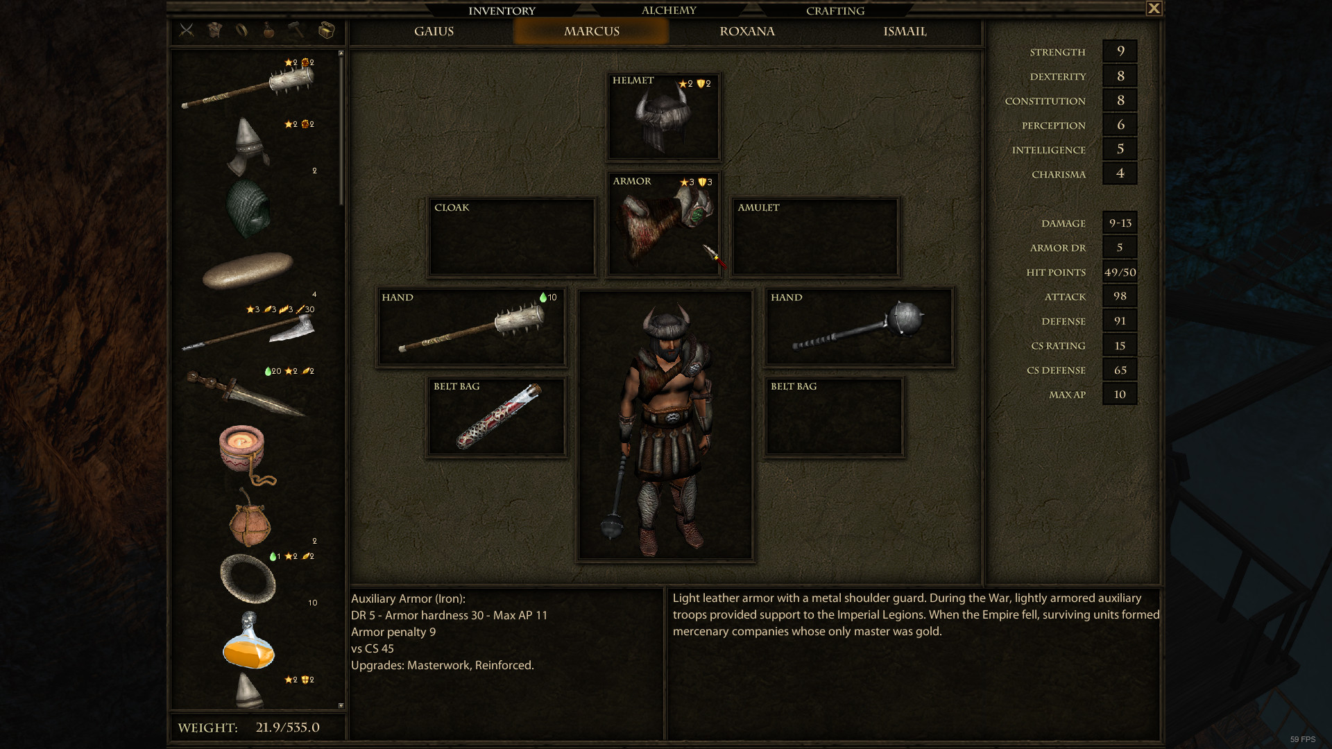 Dungeon Rats screenshot 2