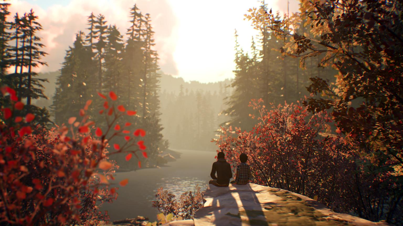 Life is Strange 2 screenshot